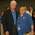 Congressman George Miller attends the Concord Police Department Awards Ceremony on February 24, 2012. (6926826743).jpg
