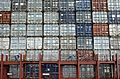 Container stack on Edith Maersk (7098374635).jpg
