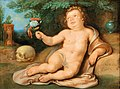 Cornelis Cornelisz. van Haarlem - An Allegory of Vanitas.jpg