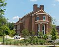 Correll Hall, UGA, Athens, Northwest view 20160630 1.jpg