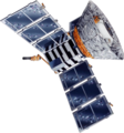 Cosmic Background Explorer spacecraft model.png