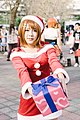 Cosplayers of Yui Hirasawa, K-On! at CWT41 20151213d.jpg