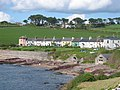 Cottages near Roches Point Lighthouse - geograph.org.uk - 297785.jpg