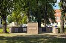 Ehrenmal für die Opfer des Ersten Weltkrieges, auf dem einstigen Ströbitzer Anger