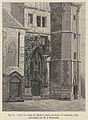 Cour du collège des Cholets, d'après un dessin de Goblain de 1818, communiqué par M.A. Bonnardot.jpg
