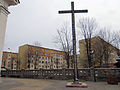 Courtyard of Basilica of the Nativity of St. Mary and St. Nicholas in Bielsk - 01.jpg
