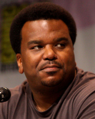 Craig Robinson (actor) - Robinson at Wondercon 2013