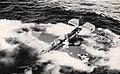 Crashed Grumman TBF Avenger, circa in 1944.jpg