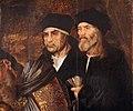 Cristóvão de figueiredo, deposizione di cristo nel sepolcro, 1521-30 ca. 02 committenti.jpg