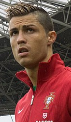 Cristiano Ronaldo - Croatia vs. Portugal, 10th June 2013 (cropped).jpg