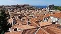 Croatie, Dubrovnik, Vue vers le sud-ouest à partir des remparts (46508638994).jpg