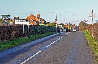 Thurlaston, Leicestershire - The Village of Thurlaston, Leicestershire