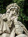 Croome Park Worcs HeSn Druid statue 4.JPG