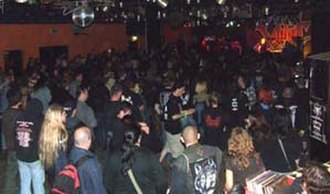 Day of Darkness - The Crowd at D.O.D.