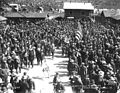 Crowd enjoying July 4th celebration, Dawson, Yukon Territory, 1899 (HEGG 555).jpeg
