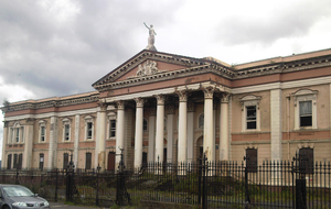 Crumlin Road Courthouse - The courthouse in August 2011