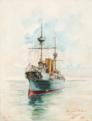 Cruzador D. Carlos (1905) - M.S. Casado Giraldes.png