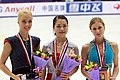 Cup of China 2009 Ladies Podium.jpg