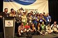 Cuteness association group photo - wikimania 2017.jpg