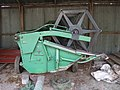 Cutter from a Combine Harvester - geograph.org.uk - 602470.jpg