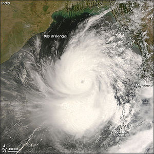 Trooppinen Sykloni