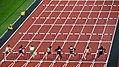 Départ finale 100m haies (36577032725).jpg