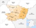 Département Maine-et-Loire Arrondissement Kantone 2019.png