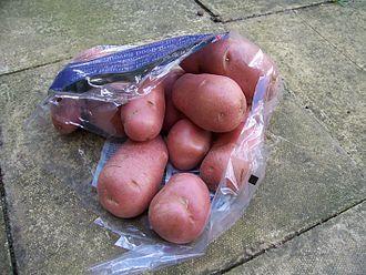 Désirée potato - 'Désirée' potatoes