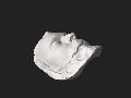 Dödsmask av Ivar Arosenius NMSk2348b - Nationalmuseum -3724438ee23c4defadf93d833e8c870d.stl