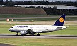 D-AIBJ A319 Lufthansa BHX 29-06-16 (29999459452).jpg
