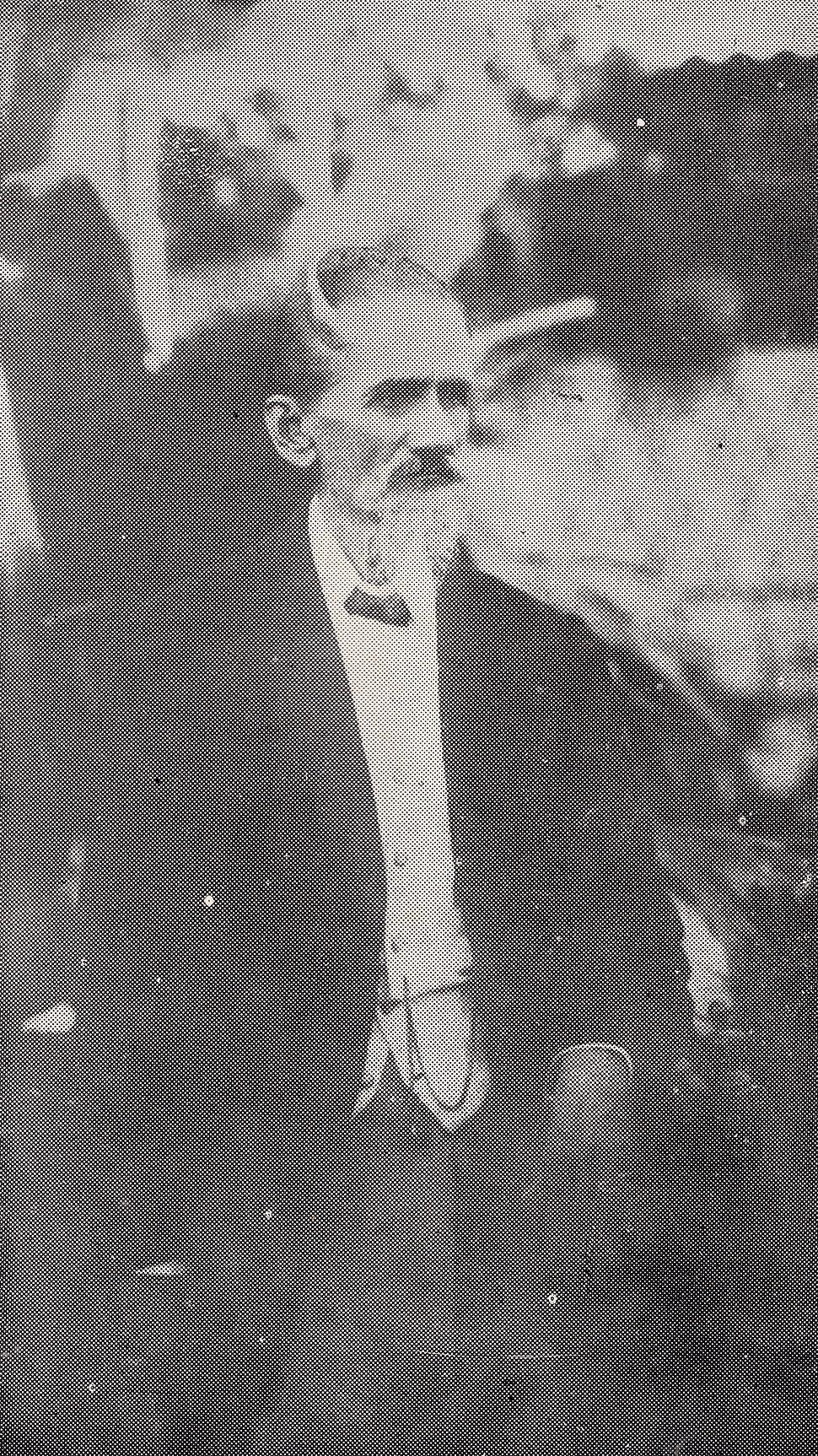 D.D.Pedris (Father of Henry Pedris)