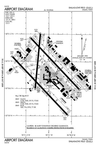 Dallas Love Field | Military Wiki | Fandom