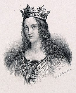 DELPECH Adelaide-Blanche of Anjou, Queen of Western Francia (cropped).jpg