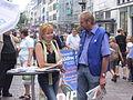 DIP Köllner Borgmeier Wahlstand Westernstr. 2009-08-08.jpg