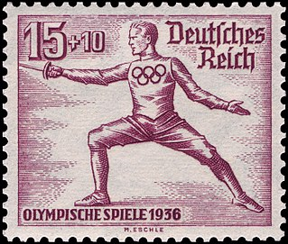 Fencing at the 1936 Summer Olympics – Mens sabre Olympic fencing tournament