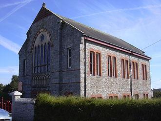 Treverva - Methodist Chapel, Treverva, Cornwall