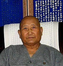 Dae Soen Sa Nim in October 2002