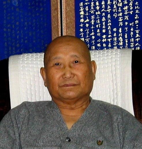 Dae Soen Sa Nim (Seung Sahn)