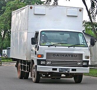 Daihatsu Delta - Image: Daihatsu Delta