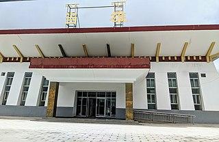 Damxung railway station