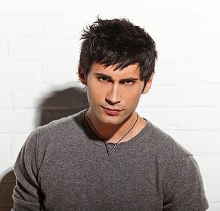 Dan Balan Moldovan musician, singer, songwriter, and record producer