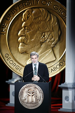 ESPN Films - Dan Klores at the 68th Annual Peabody Awards for Black Magic