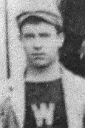 Dan Phelan - Phelan with Waterbury, of the Connecticut State League