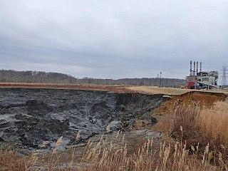 2014 Dan River coal ash spill Ecological disaster in North Carolina
