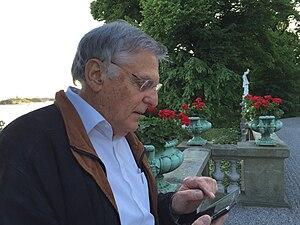 Dan Shechtman - Shechtman in Stockholm, June 2016