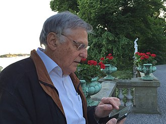 Dan Shechtman - Shechtman in Stockholm, June 2016