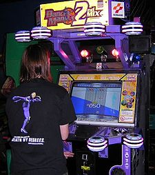 Dance Maniax 2nd Mix Arcade Game