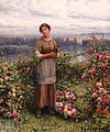 Daniel ridgway knight b1332 julia gathering roses wm.jpg