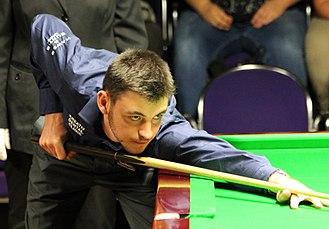 Darryl Hill (snooker player) - Paul Hunter Classic 2015