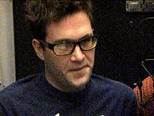 Description de l'image Dave Sitek WNYU2004 3832.jpg.